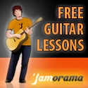 Jamorama Learn Guitar