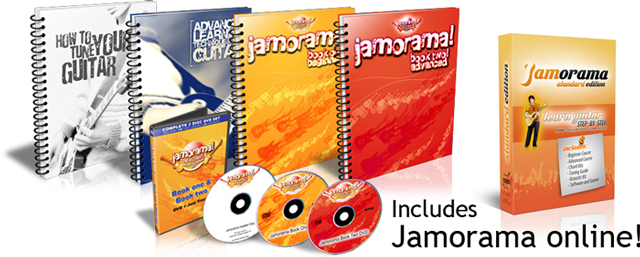 Jamorama Box Set